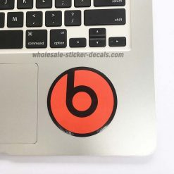 Beats Audio Sticker bulk pack from wholesale sticker supplier