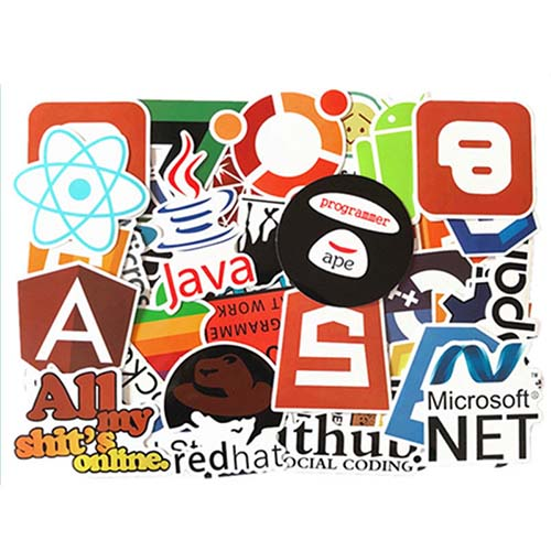 jave internet php sticker