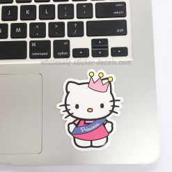 buy hello kitty sticker decals pack wholesale bulk sticker laptop decals