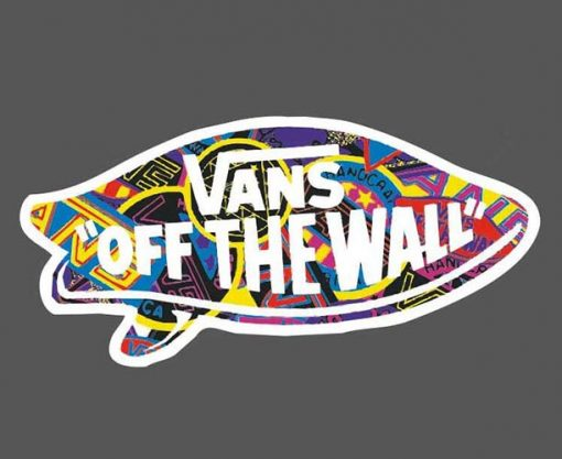 vans skateboard-stickers