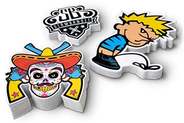 wholesale custom stickers drop shipping