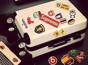 wholesale luggage stickers set
