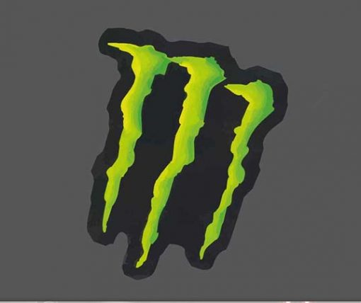 wholesale monster skateboard stickers