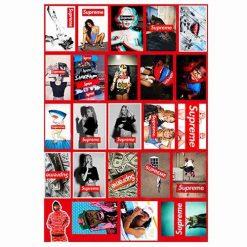 supreme sticker pack for sale