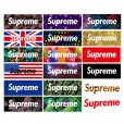 supreme box logo sticker pack