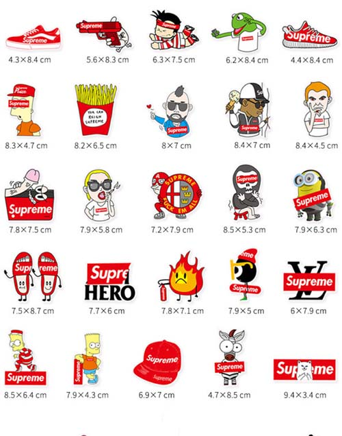 supreme stickers buy