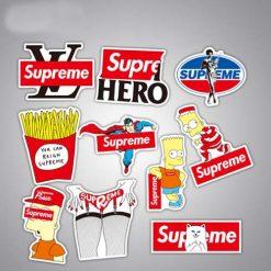 supreme stickers cheap