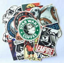 funny star wars sticker