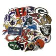 32 American Football NFL Team logo stickers