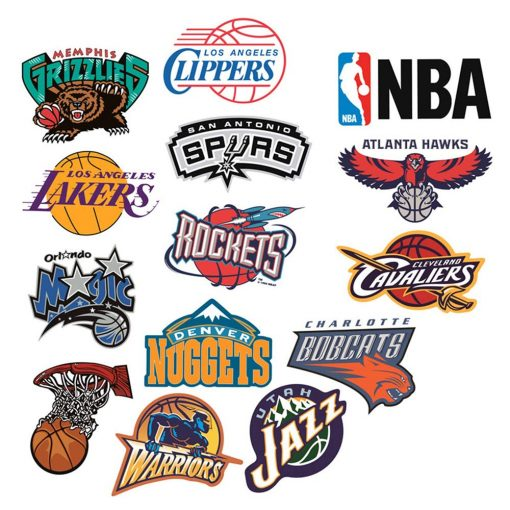 NBA STICKERS