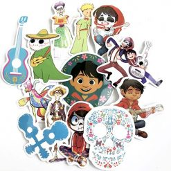 Disney Pixar Coco Stickers Decals Kids Stickers