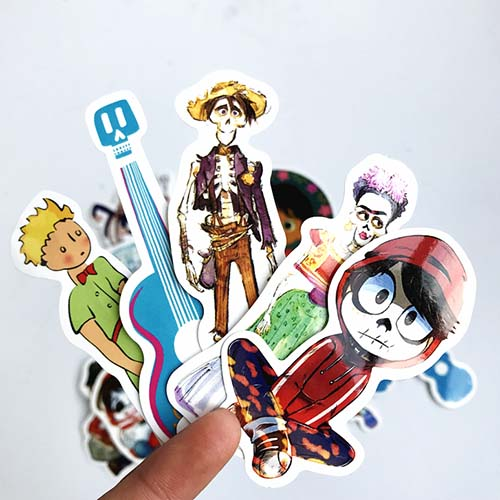 Disney Pixar Coco Stickers Decals Kids Stickers