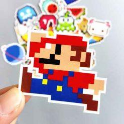 pixel pokemon vinyl stickers pack laptop decals