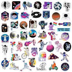 nasa space explore stickers 50 pieces