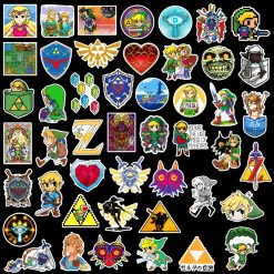 The Legend of Zelda stickers pack