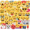 big emoji stickers 50 pieces