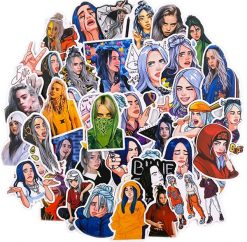 Billie Eilish Stickers