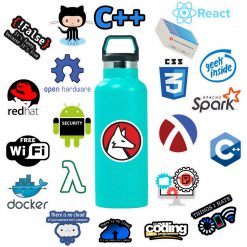 Developer Programming java c++ coding Stickers