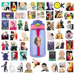 one punch man stickers Saitama stickers