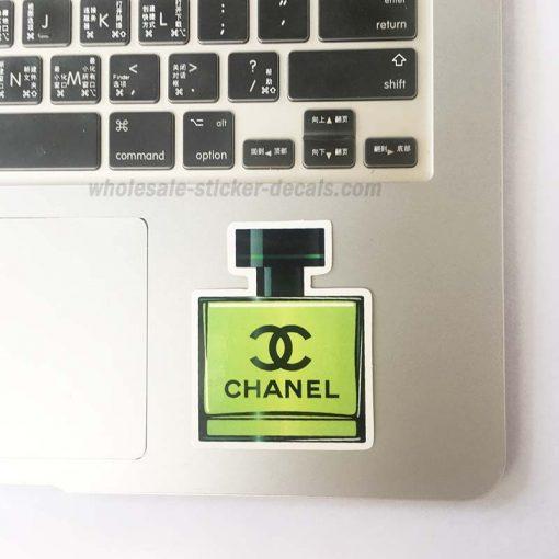 Perfume Bottle Sticker bulk pack from wholesale sticker supplier