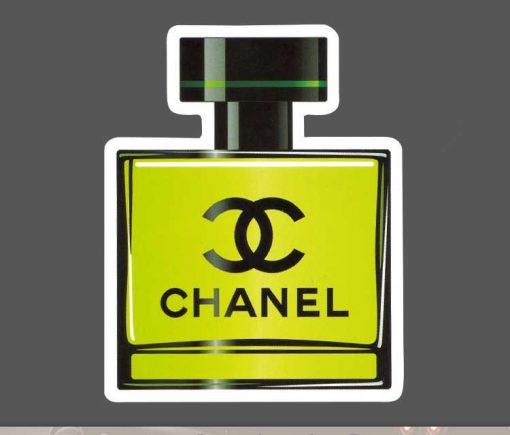Perfume Bottle Sticker for car botter box phone decals bulk pack laptop mac phone box stickers