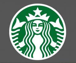 starbucks coffee logo vinyl sticker decals pack wholesale sticker supplier