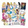 Alice in Wonderland Sticker bulk pack from wholesale sticker supplier