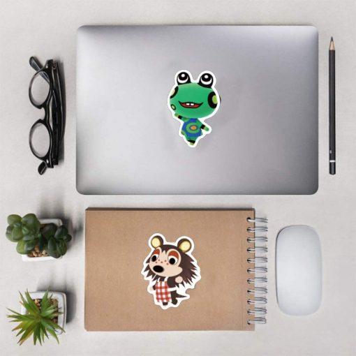 Buy ns switch animal crossing Sticker bulk pack skateboard laptop luggage car bumper decals