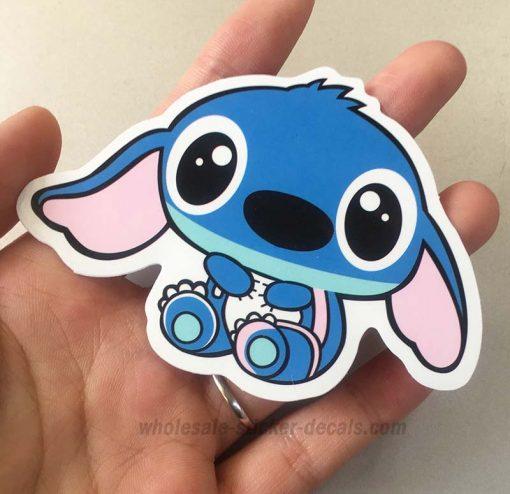 Cute Stitch Sticker bulk pack from wholesale sticker supplier
