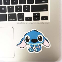 Cute Stitch Sticker bulk pack skateboard laptop luggage car bumper decals