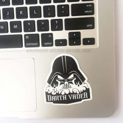 Darth Vader Stickers bulk pack skateboard laptop luggage car bumper decals