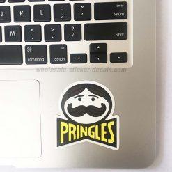 Old Pringles Sticker bulk pack skateboard laptop luggage car bumper decals