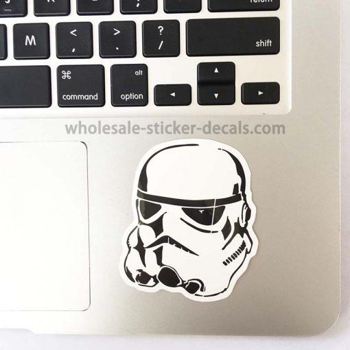 Star Wars Stormtrooper Sticker bulk pack skateboard laptop luggage car bumper decals